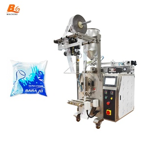Coconut Drinking Water Plastic Bag Packaging Pure Sachet Oil Filling And Packing Machine
