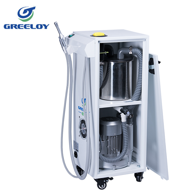 Why is the correct use of dental suction unit important?