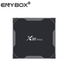 Android ott tv box X96 MAX Amlogic S905X2 Quad Core 4GB 64GB tv box wifi 2.4G/5.8G Android 8.1 latest set top box