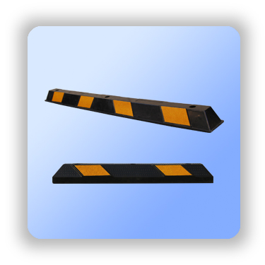 Проезжей части ограничитель скорости черный и желтый резиновые дороги пандусы