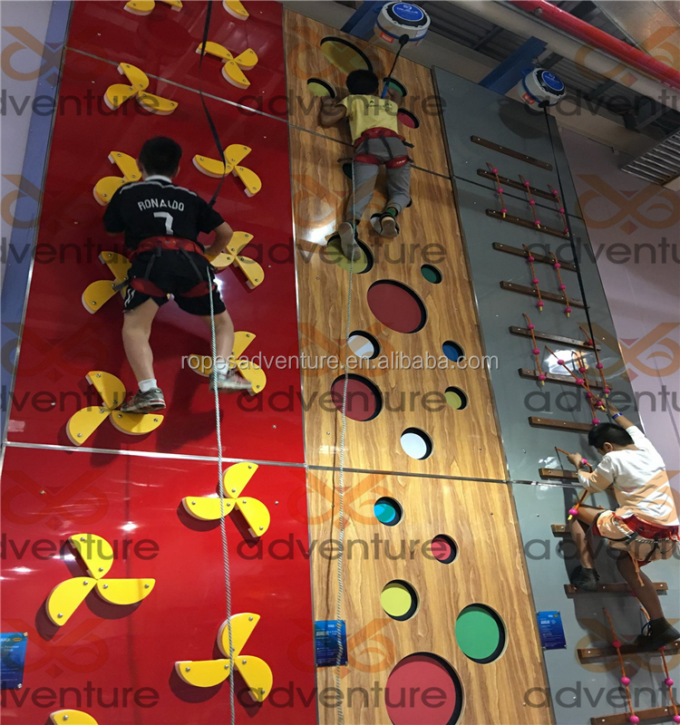 Nieuwe ontwerp klimmen muur indoor met zekeringsapparaat product id 60401934761 - Nieuwe ontwerpmuur ...