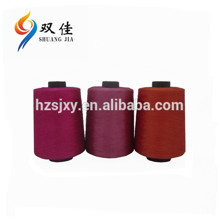 High tenacity elegance color chart 5000m polyester embroidery thread