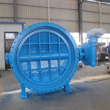 Large size butterfly valve manufacturer and exporter online shopping in China
