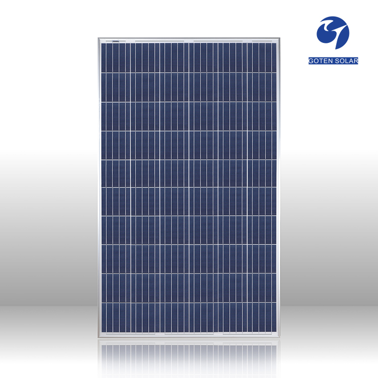 Portable Compact Quality-Assured 250W Solar Panel Price List