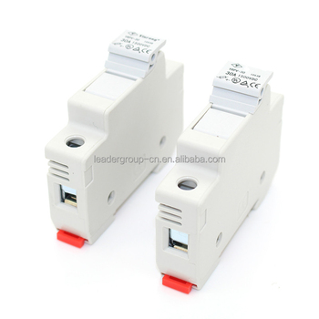 1500v dc solar pv fuse holder for pv fuse 10x38mm fuse box for solar rh wholesaler alibaba com Breaker Box Car Fuse Box