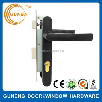 High Class Mirror Mirror Door Handle,Combination Lock Handle Door ...