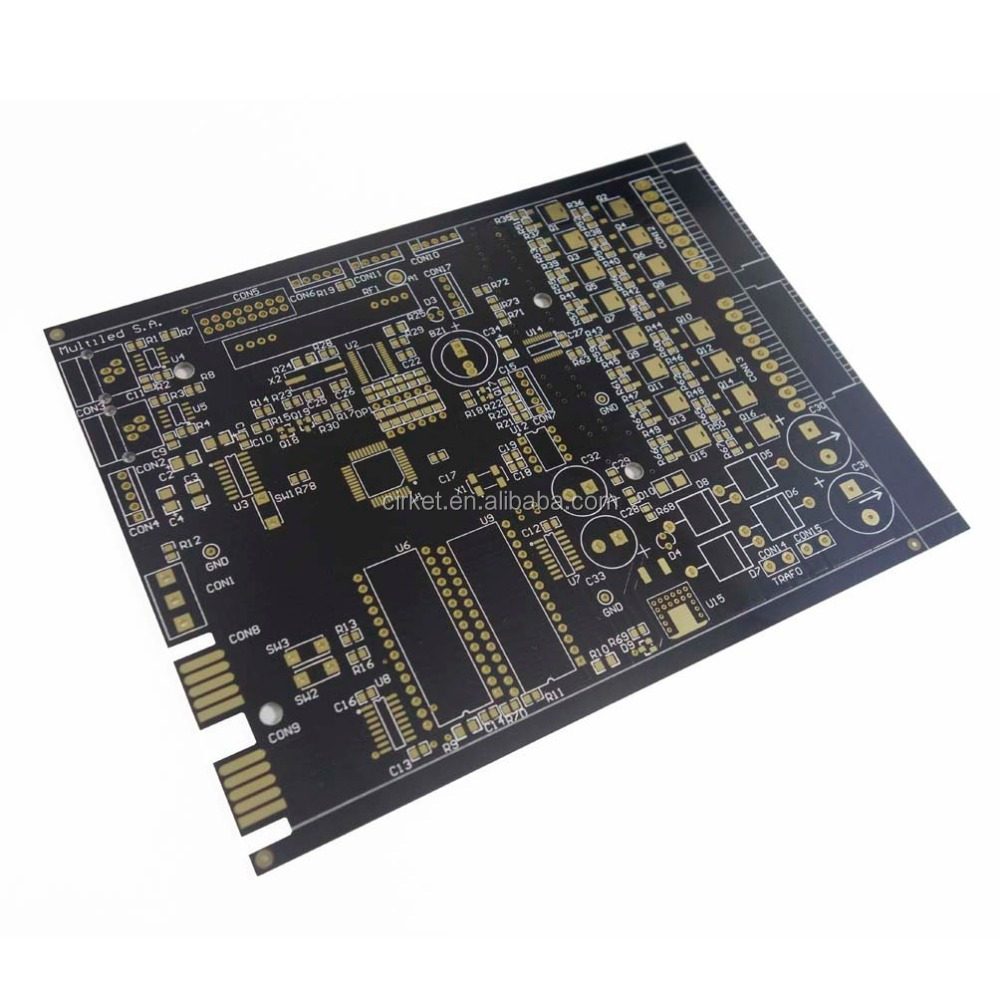 Ts16949 Pcb Assembly Suppliers And Electronic Circuit Board Custom Ems Pcba Manufacturers At