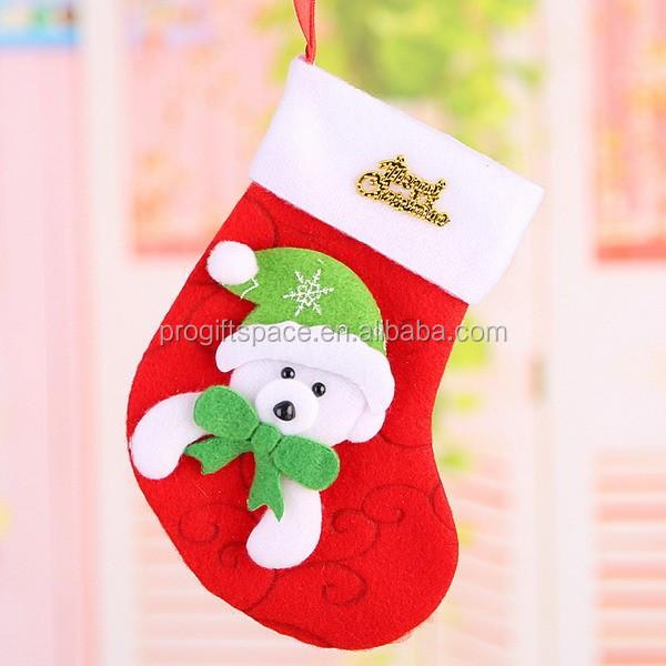 Bucilla Christmas Stocking Kits.New Products 2018 Personalized Beaded Eyes Of Bear Deer Santa Claus Fabric Sock Decor Wool Felt Bucilla Christmas Stocking Kits Buy Bucilla