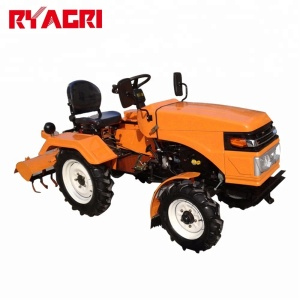 China factory supply mini tractor for garden cheap prices new model 15hp 20hp farm tractors