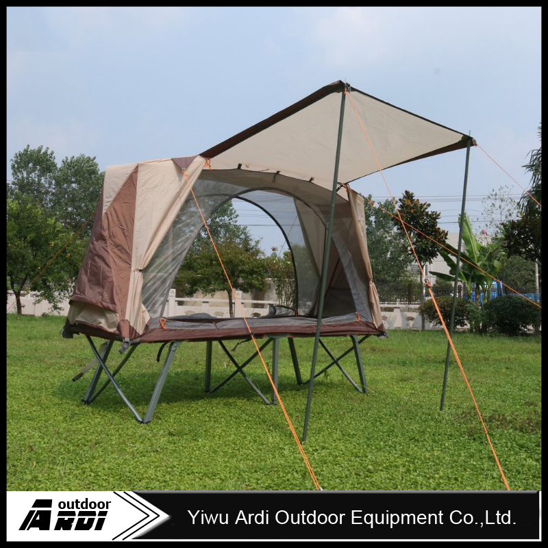 Compact Protable Tente Lit 1-personne Lit de C&ing Unique de Sable Plage De Pêche & Compact Protable Tente Lit 1-personne Lit de Camping Unique de ...