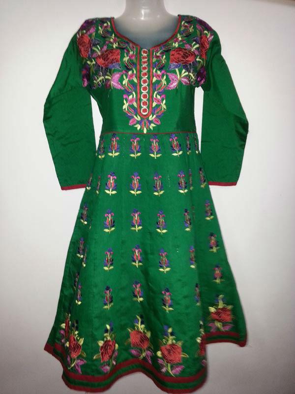 Indian Kurti Embroidery Designs Buy Kurti Designsfront Embroidery