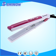 Wholesale hair crimping tool with temperature control electric hair crimper