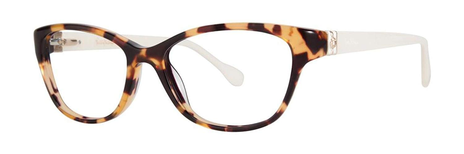 LILLY PULITZER Eyeglasses SULLY Brown 48MM