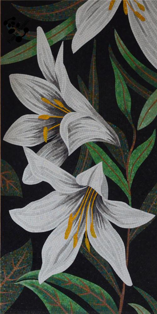 Smm05 Premium Bunga Mosaik Dinding Ruang Tamu Menggantung Lukisan Kaca Mosaik Ubin Mosaik Gambar Buy Lukisan Kaca Mosaik Ubin Gambar Ruang Tamu