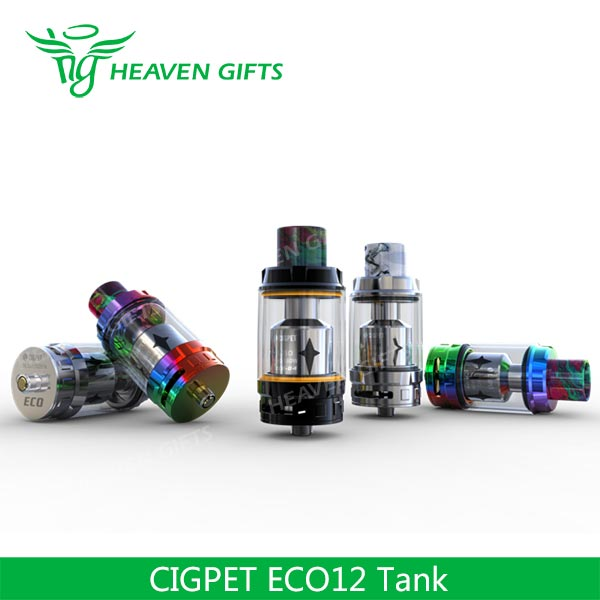 HeavenGifts Best Online Vape Store Fast Delivery CIGPET ECO12 coil 65ml CIGPET ECO12 tank