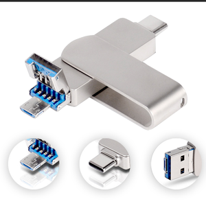 Good quality factory directly 128gb otg flash drive usb 3.0