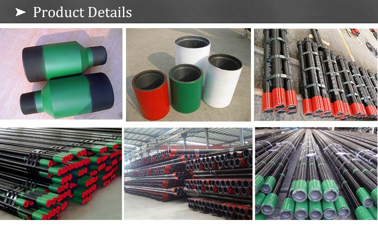 Spec Api 5ct 5b Octg Grade J55 K55 N80 L80 P110 Used Oil Well Steel Tubing  - Buy Api 5ct,Casing Pipe,Tubing Product on Alibaba com