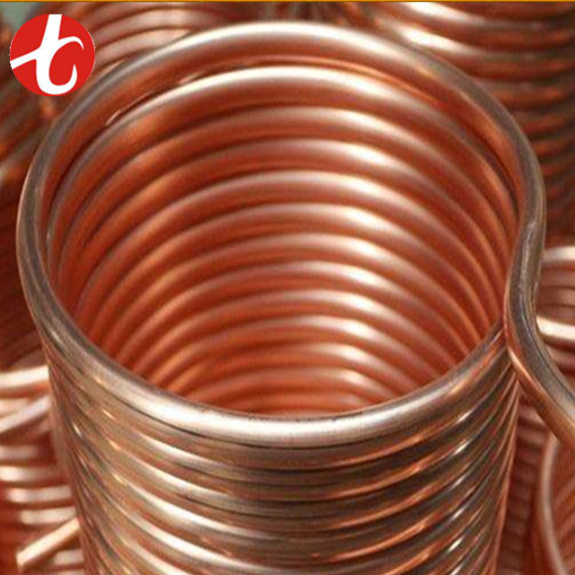China Water Heater Copper Pipes