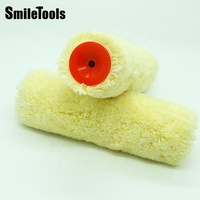"Smiletools New Design 4"" Export Paint Roller Textured Roller Germany Style Painting Roller Cover"
