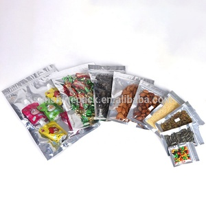Multiple Size Various Material Plastic\Kraft Paper\Metallic Packaging For Small Item