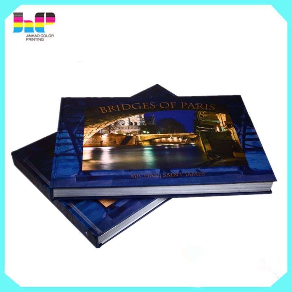 custom scenery landscape photo book printing service for amateur photographer