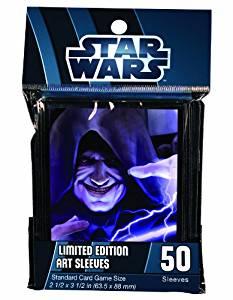 Star Wars Art Sleeves: Force Lightning