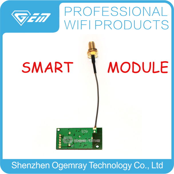 (Hot Offer)Embedded MT7681 serial WIFI module intelligent household control WIFI module