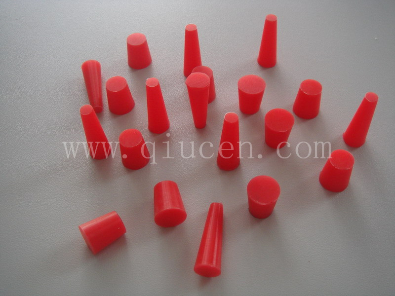 Solid Tapered Rubber Stopper Bung Rubber End Plug