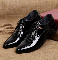 2016 Leisure men's fashion wedding shoes