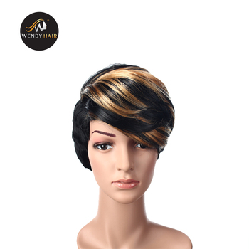 Synthetic Wigs For Women - Buy Synthetic Wigs For White Women d0c02c4f2