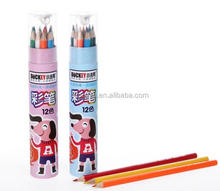 Duckey 12 colour pencil for kids drawing