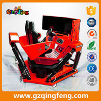 Good quality indoor newest city car driving simulator game