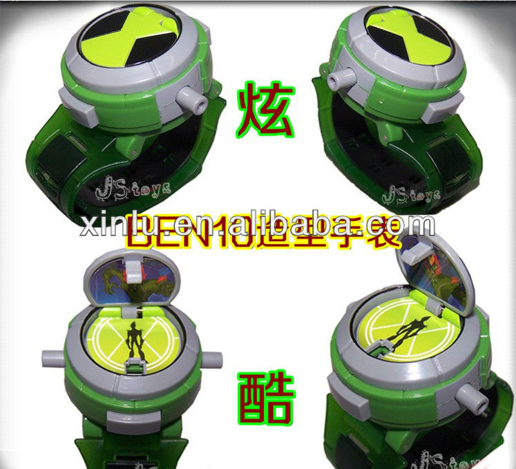 hot selling ben 10 watch