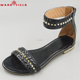 New Designs Rivet Rome Latest Ladies Sandals