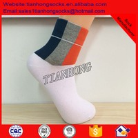 Zhuji China Socks Manufacturer Wholesale White No Show Sport Athletic Socks