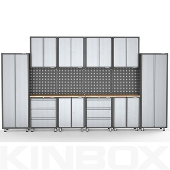 Kinbox Free Style Metal Garage Storage