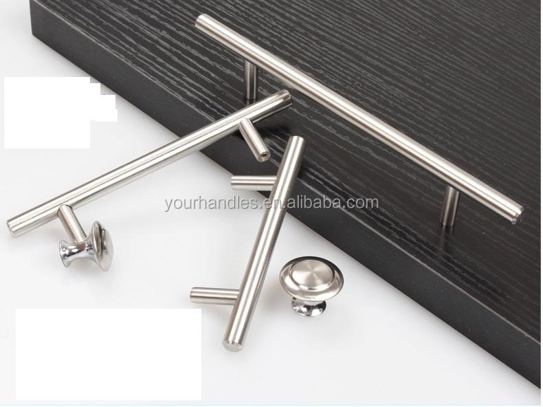 Stainless Steel T Bar Handles,Kitchen Cabinet Handles,Door Handles ...