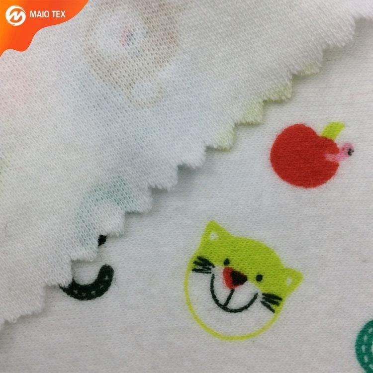 e2328355e China 100 Cotton Interlock Fabric