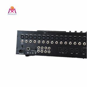 High-quality USB 32 Channels Professional Digital Audio Mixer Mixing Console