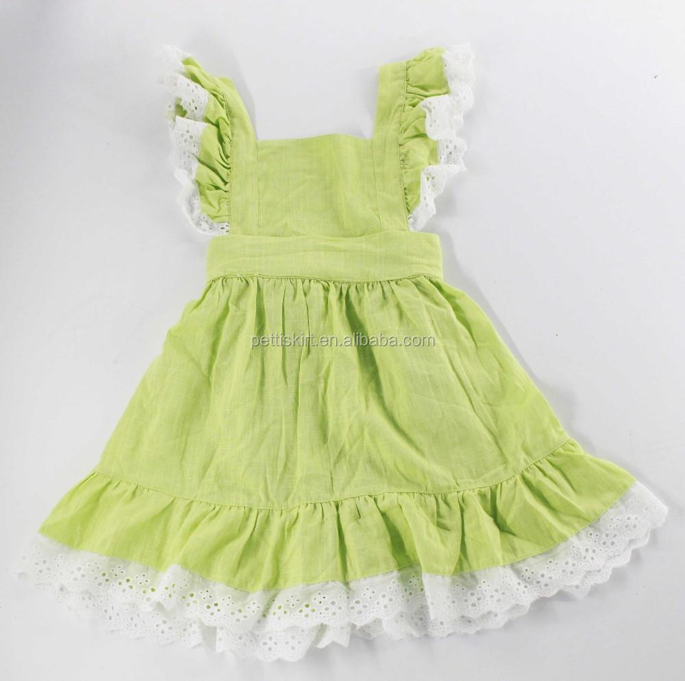 7505baf9b Gorgeous Vintage Inspired Pinny For Little Girl Scarlett Backless ...