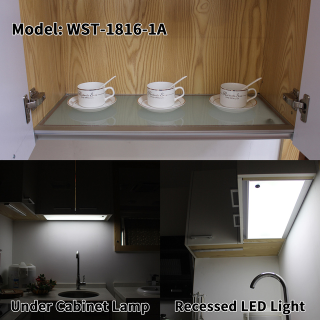 Buy cheap china in cabinet led lighting products find china in aluminum frame undercabinet recessed in cabinet led lighting aloadofball Images