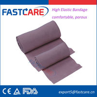 CE approved good quality stretchable rubber elastic bandage