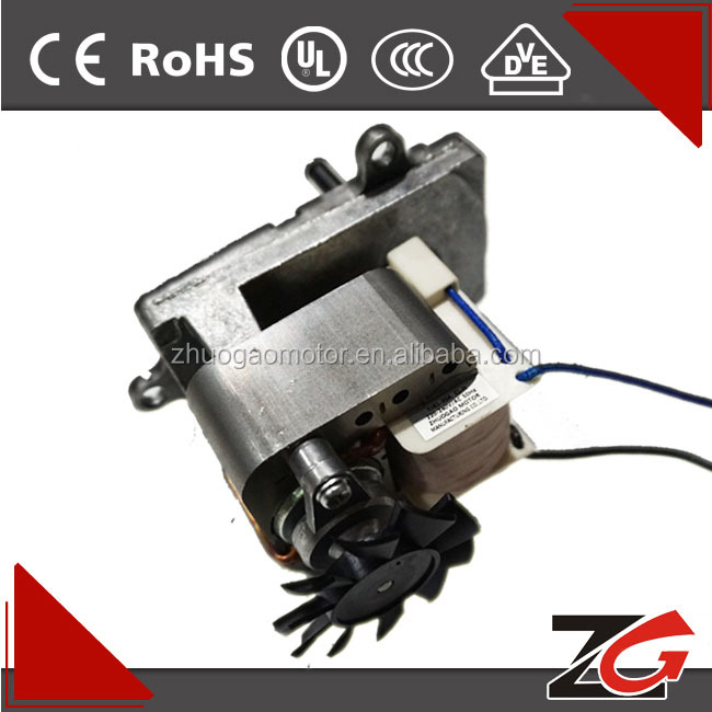 electric oven fan motor/shaded pole motor/juicer mixer motor