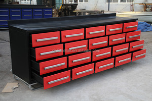 Galvanized steel plate heavy duty stainless steel tool cabinet