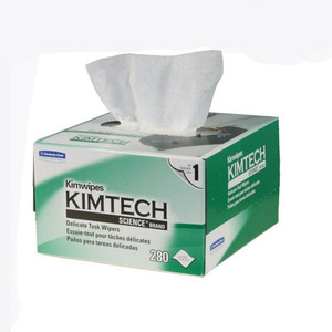 Kimtech Fiber Optic Kimwipes Cleaning Wipes for fiber optic patch cord