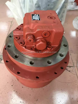 Morooka carrier mst600 travel motor nabtesco gm10va final for Hydraulic track drive motor
