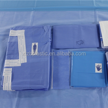 Lithotomy Positions Laparoscopic Pelviscope Surgical Drape Set - Buy  Laparoscopic Set,Laparoscopic Pelviscope Drape,Laparoscopy Surgical Drape  Product