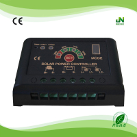 PWM 12v/24V automatically led remote control high quality Solar charge controller