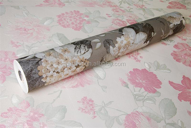 Cheap Wholesale Products Pvc/vinyl Wallpaper/wallcovering From ...