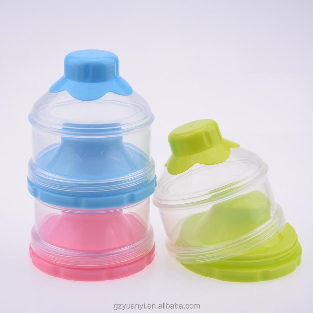 Aufbewahrung Von Säuglingsmilchmischungen 2018 Neue Baby Milch Pulver Behälter Cartoon Formel Lebensmittel Lagerung Spender Infant Kunststoff